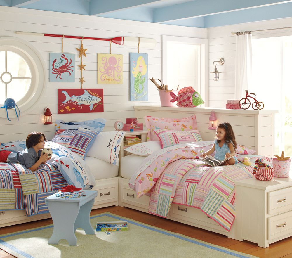 Фото комнат богатых детей