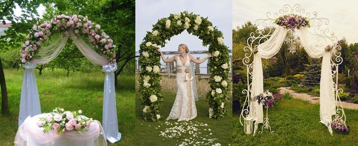 Как сделать арку на свадьбу своими руками дешево и красиво 82