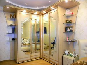 Шкафы купе в спальне фото дизайн схема