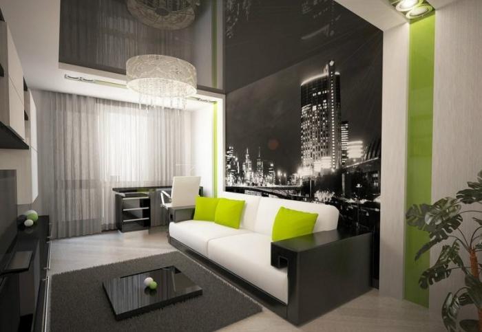 Un Appartement Modeste Qui Fait Le Meilleur Usage De L'espace Disponible
