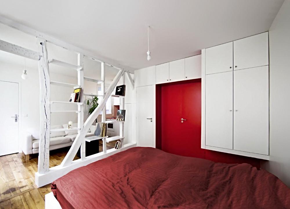Примеры зонирования спальни и гостиной. гостиная совмещенная.