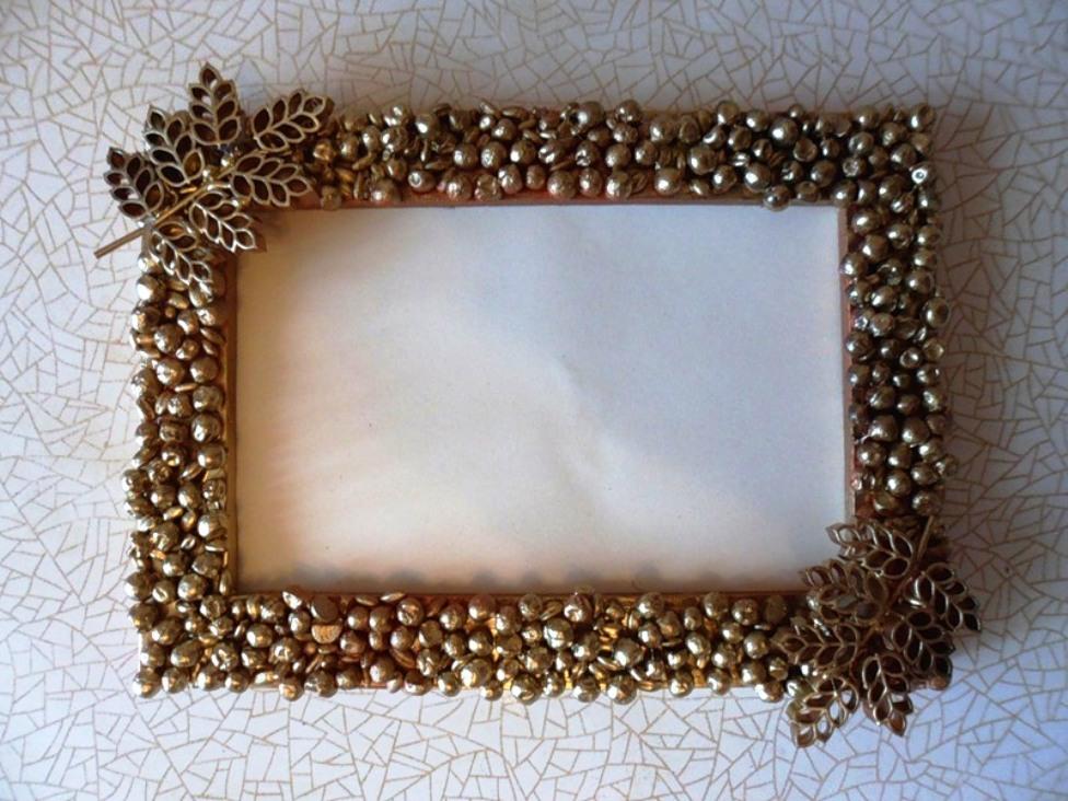 Как украсить зеркало своими руками из подручных материалов 92