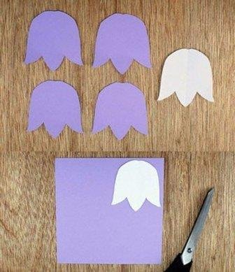How To Make Strips Of Paper Craft Crafts From Paper And Cardboard
