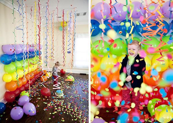 Cara Mendekorasi Ruangan Untuk Ulang Tahun Bagaimana Cara