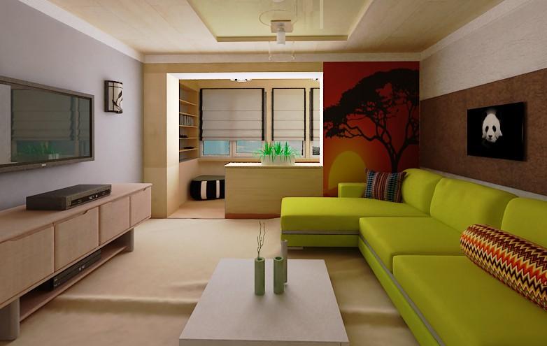 Шикарные идеи оформления маленькой гостиной: примеры и совет.