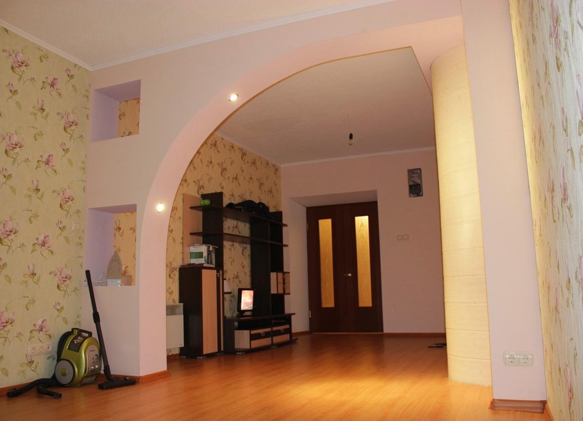 Arche De L Int Rieur Avec Des Tag Res De Ce Que Vous Pouvez  # Faire Des Arches Avec Du Placoplatre