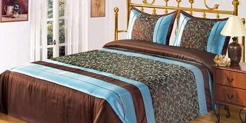 Сексуальная убранство кровати