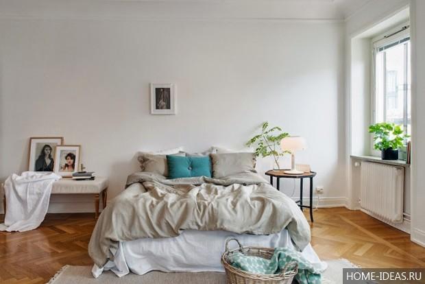 Hvordan man laver et soveværelse hyggeligt og smukt: billedvalg af ...
