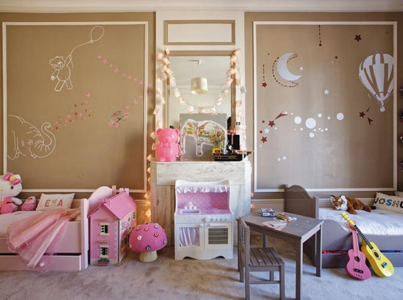 Красивый декор для комнаты