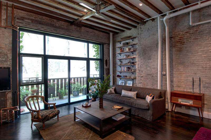 Fenetre Style Loft Amazing Chambre Enfant Un Loft Dans Un